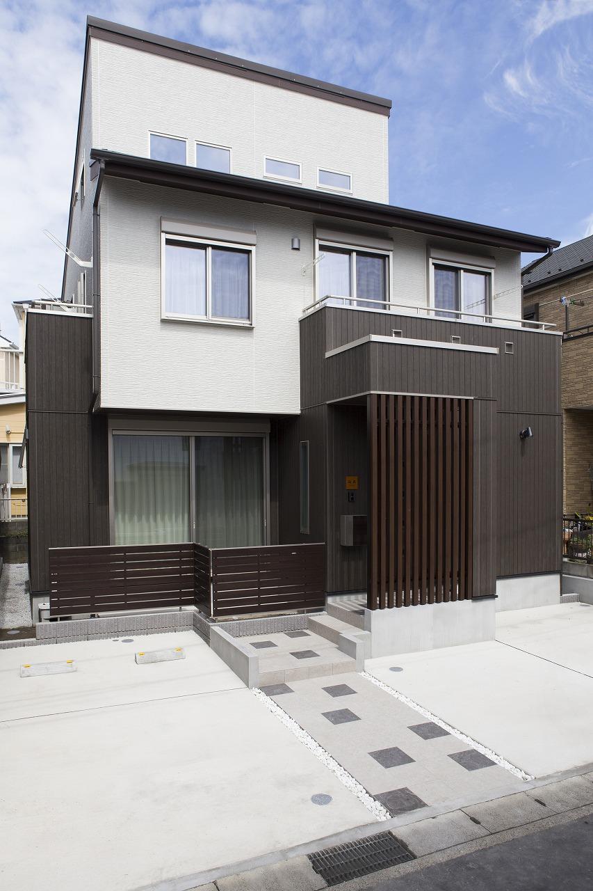 横須賀市平作 F様邸の写真